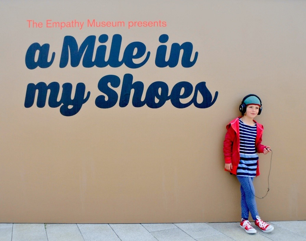 A mile in my shoes - Empathy Museum