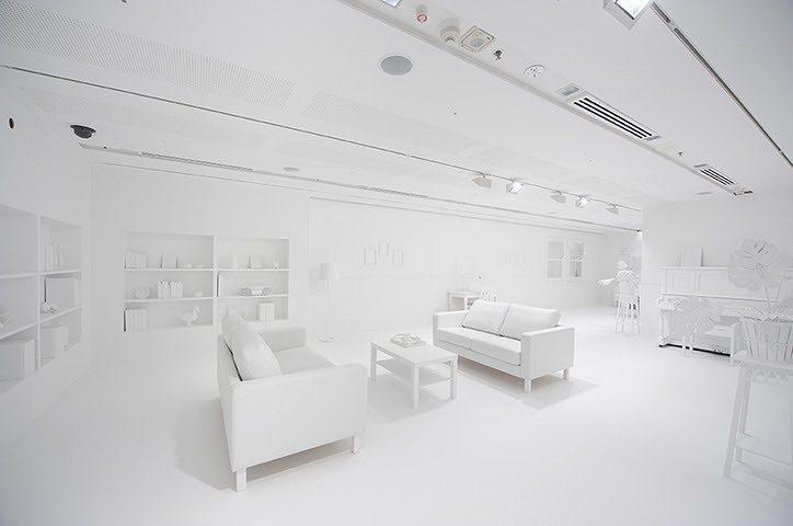 The Obliteration Room, Yayoi Kusama