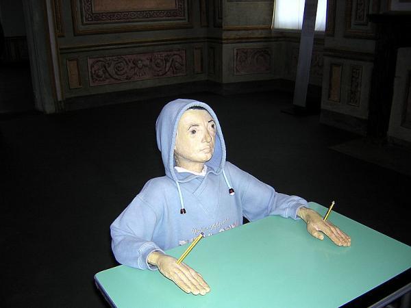 Charlie don't surf - Maurizio Cattelan - Castello di Rivoli, Museo d'Arte Contemporanea
