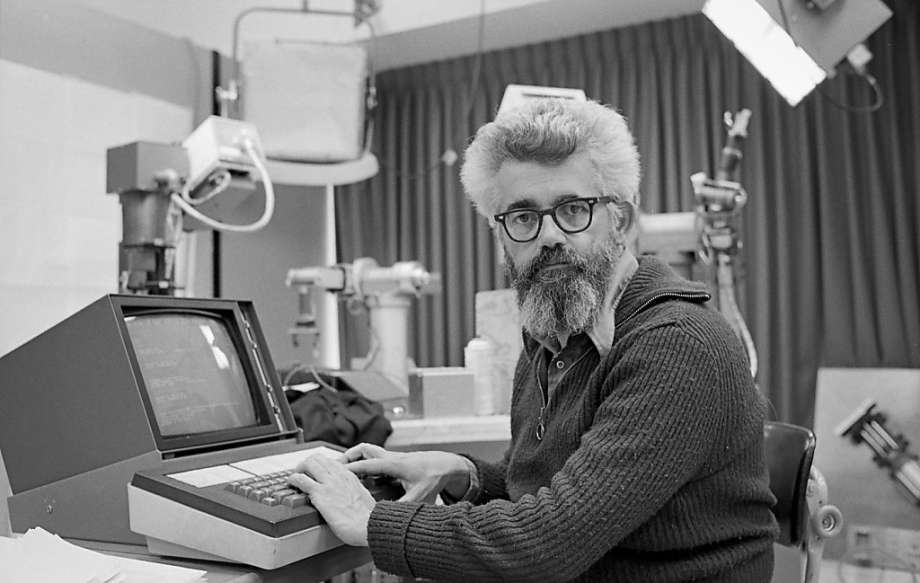 John McCarthy, an American computer scientist known as the father of Artificial Intelligence
