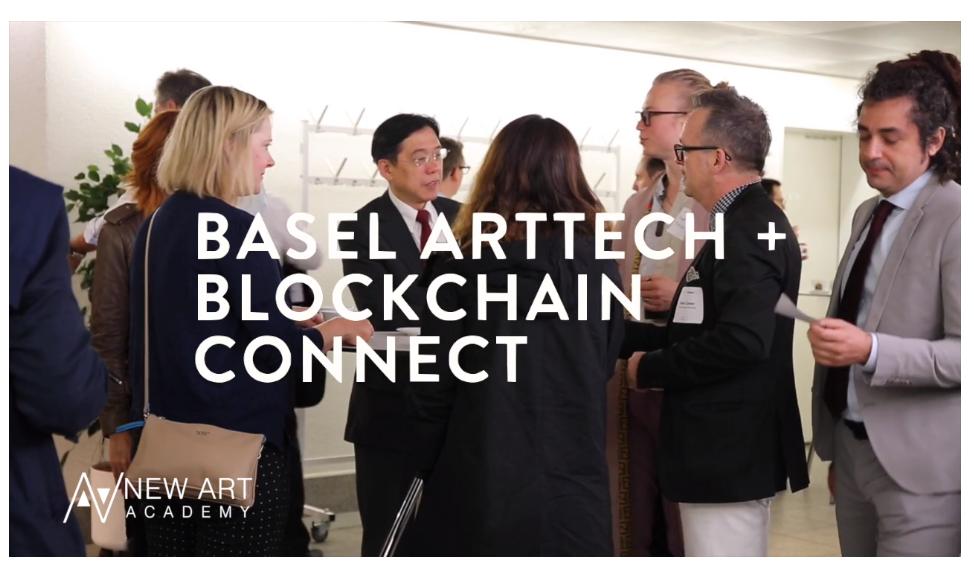 Blockchain and art
